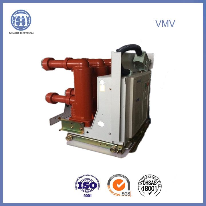 12kv 630A Vmv Vacuum Interrupter Embedded Poles Types Hv Vacuum Circuit Breaker