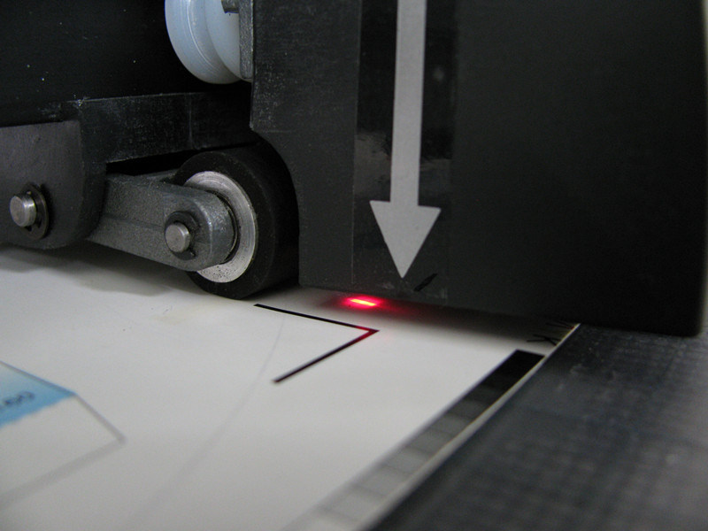 Vinyl Cutting Plotter, Red DOT Syatem