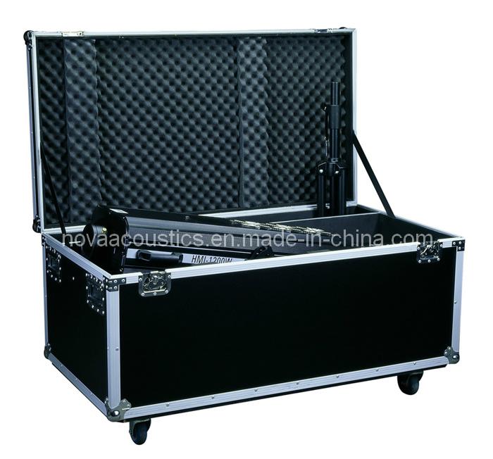 Combo Rack Custom Flightcase for Profesional Lights