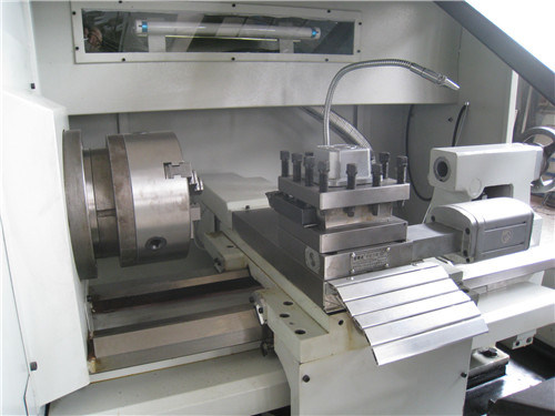 Mini Metal Cutting Lathe Machine