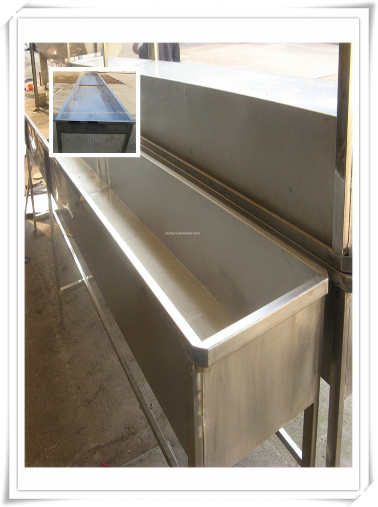 Visceral Chute/Chicken Slaughtering Machine/Poultry Slaughtering Equipment