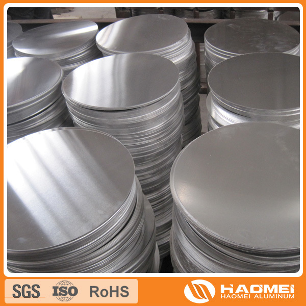 Good / High Quality Aluminum Circle (Widely Used in Cooking Industry)