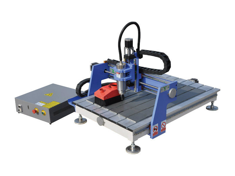 Hiwin Square Rail, Nc Studio, Desktop PCB Drilling and Milling Machine CNC Router 6090