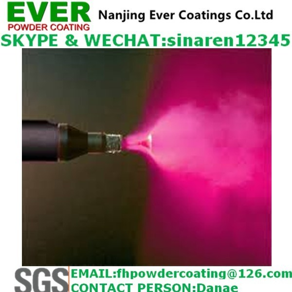 Electrostatic Spray Interior Pure Epoxy Powder Coating