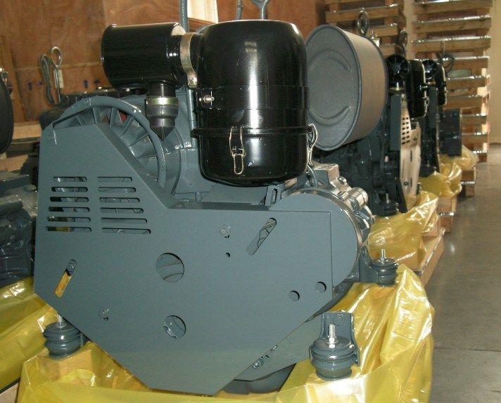 F6l912 Deutz Diesel Engine (with Spare Parts)