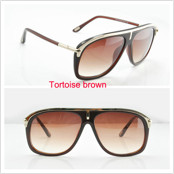 Designer Sunglass Men Sunglasses Sun Shade Glasses TF3332 Brown
