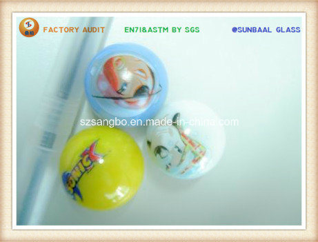 Logo Marble Ball for Promotion Gift