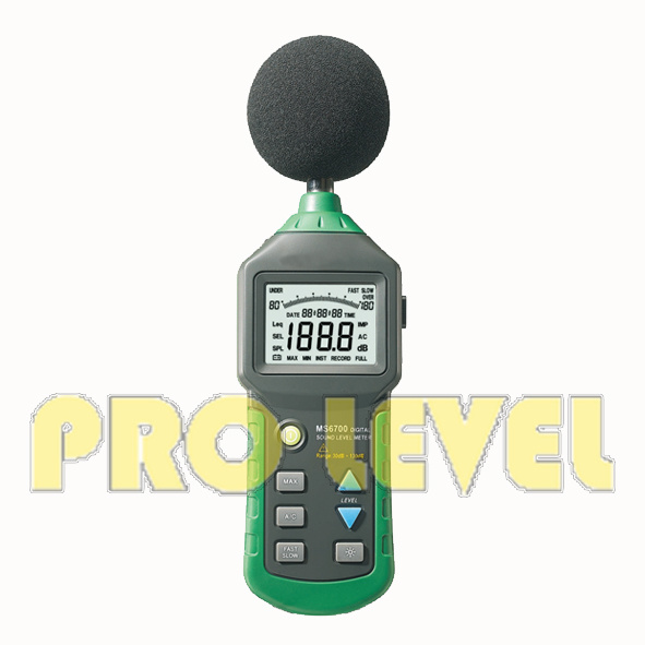 High Quality Reliable Digital Sound Level Meter (MS6700)