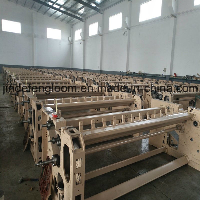 Jdf-408 Series Double Nozzle Water Jet Loom Weaving Machine