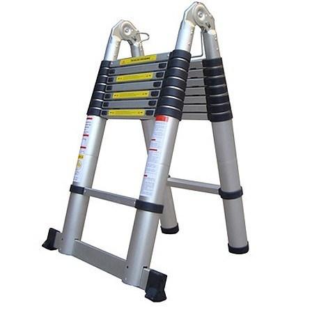 "5.0m ""V"" Double Telescopic Ladder (QH-B8)"