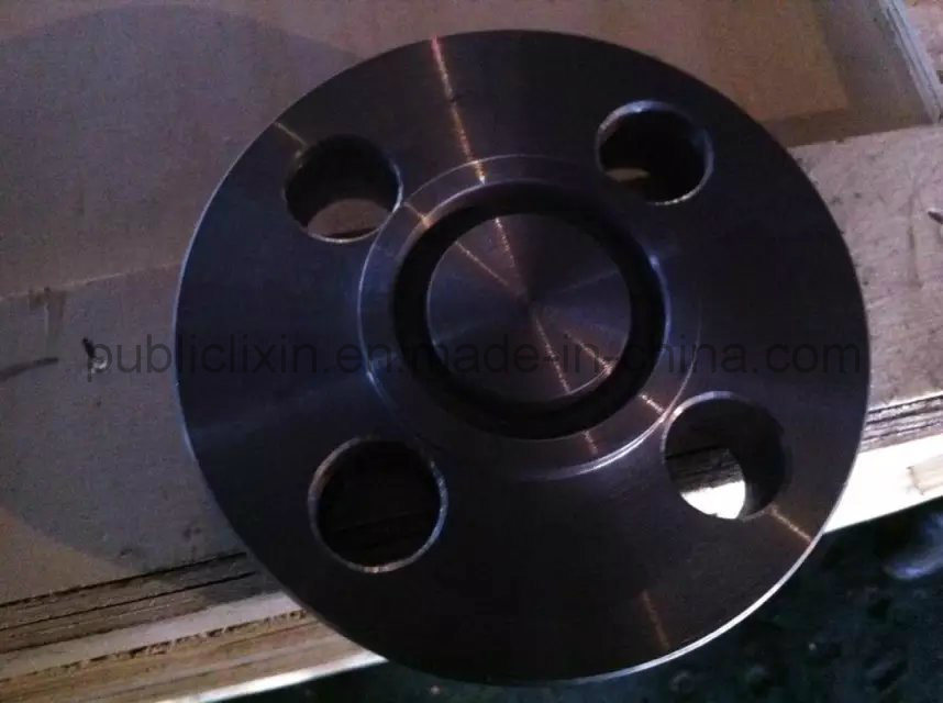ASTM A105 Carbon Steel Pipe RF Blind Flange