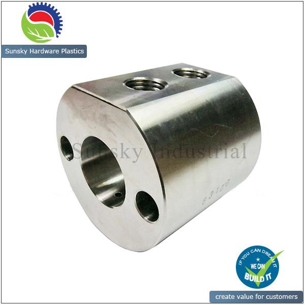 OEM Metal Stainless Steel Machining / CNC Precision Machining Turning Parts