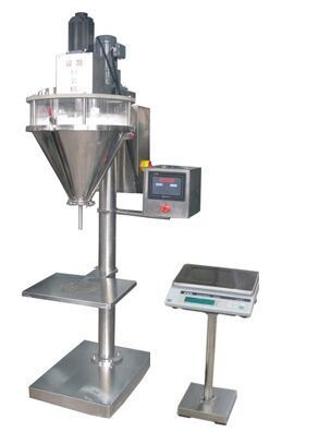 Semi-Automatic Weighter Filling Machine (MD-LG)