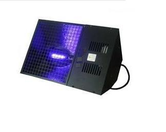 400W UV Blacklight Ultra Violet Party Stage Black DJ Light Lamp Cannon