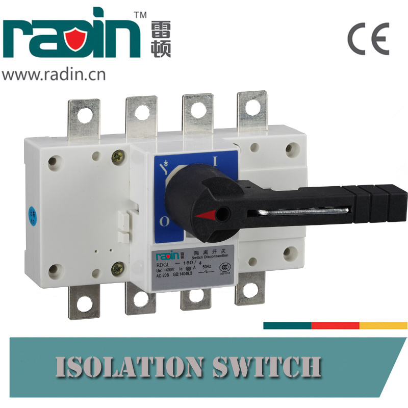 Rdgl-63A/3p Isolation Switch, Isolator Load Breaker Switch