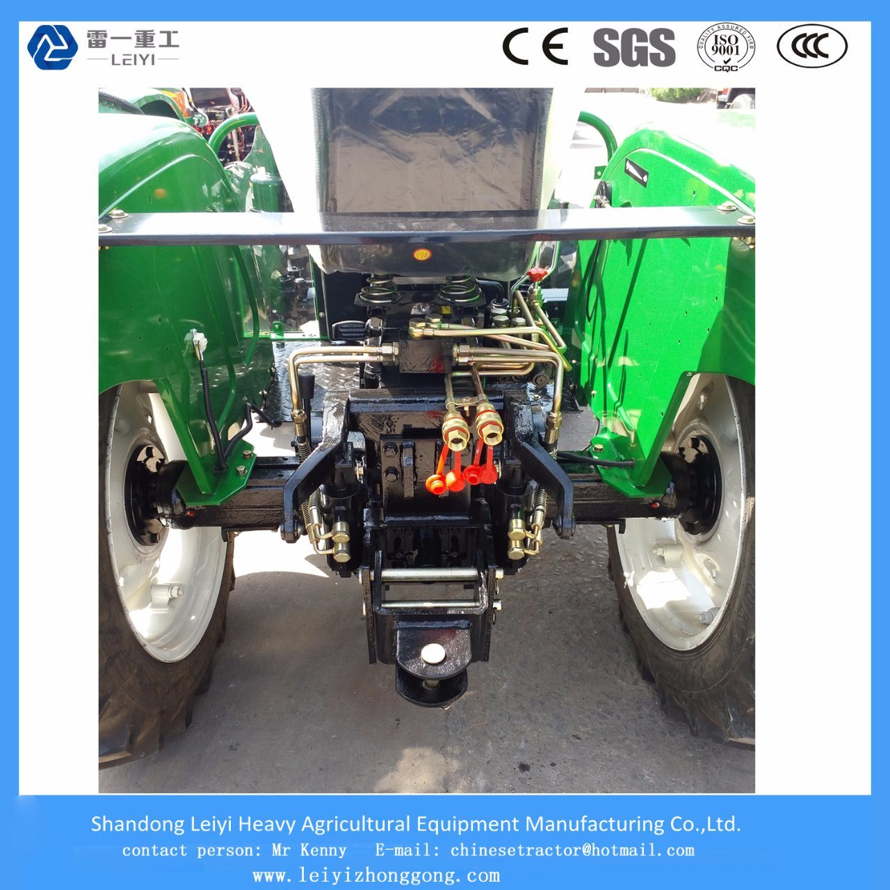 40HP 4WD Diesel Farm Tractor/ Compact Tractor/Meadow Tractor/Agricultural Tractor