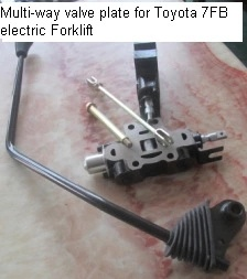 Toyota Forklift Control Valve Spool, Valve Stem for Ncrease
