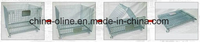 Euro Bulk Storage Equipment Cage/Container