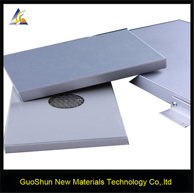New Design Environmental PVDF/Power Coating Aluminum Honeycomb Panel