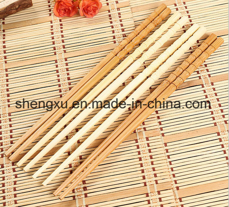 Pure Gift Chinese Bamboo 22.5cm Length Chopsticks Bamboo Series Sx-B002