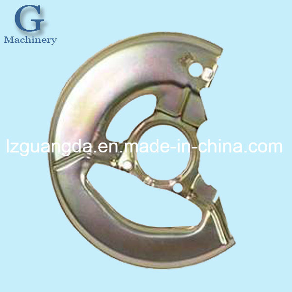 Hydraulic Pressing Stainless Steel Deep Drawn Part Metal Stamping Part