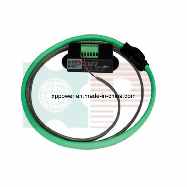RoHS Compliant Flexible Rogowski Coil Sensor/Current Transformer/ Current Probe