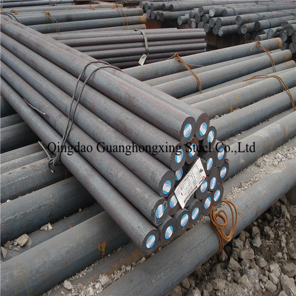 GB45cr, ASTM5145, JIS SCR445 Hot Rolled Alloy Round Steel