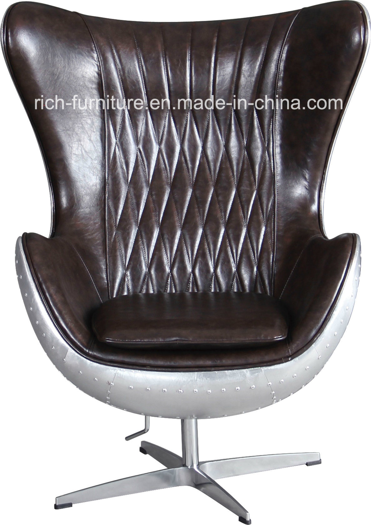 China modern classic replica aviator egg chair china for Designer furniture replica malaysia