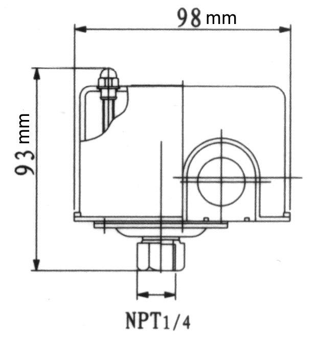 Pressure Switch (DVSK101)