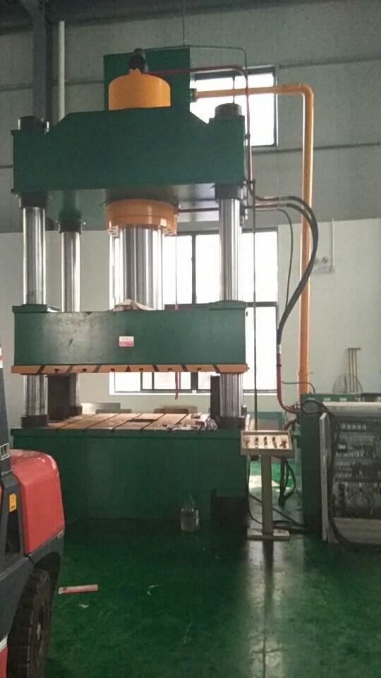 Hydraulic Metal Forming Press (YLL32-630)