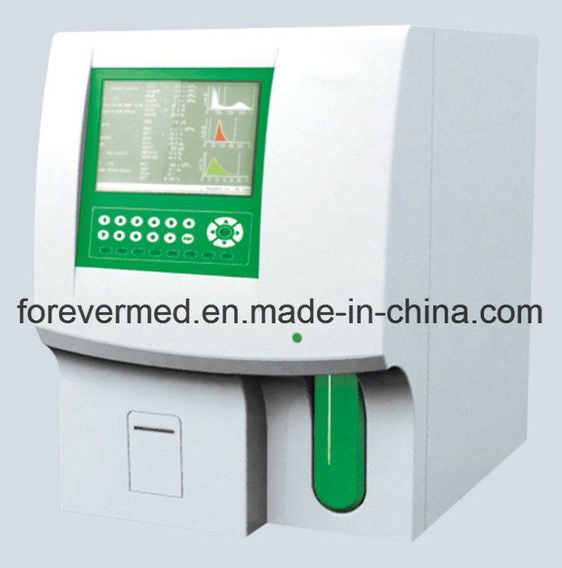 """10"""" LCD Screen 3-Part Auto Cell Blood Counter Hematology Analyzer Yj-7100/Yj-7200"""