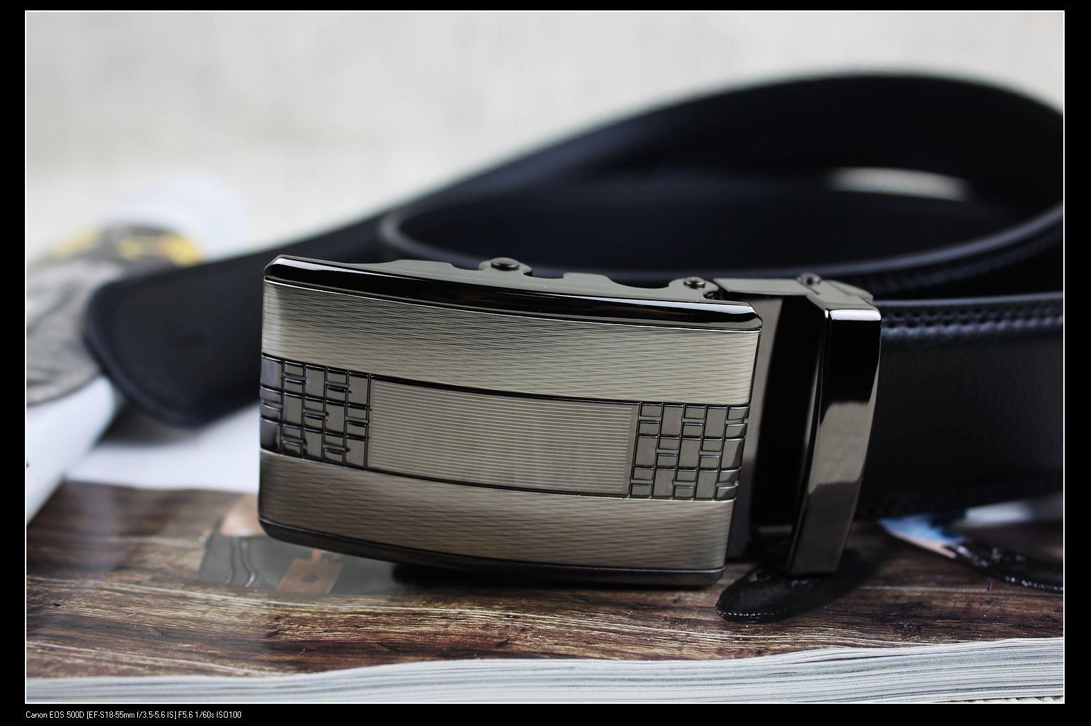 Leather Belts (A5-130608)