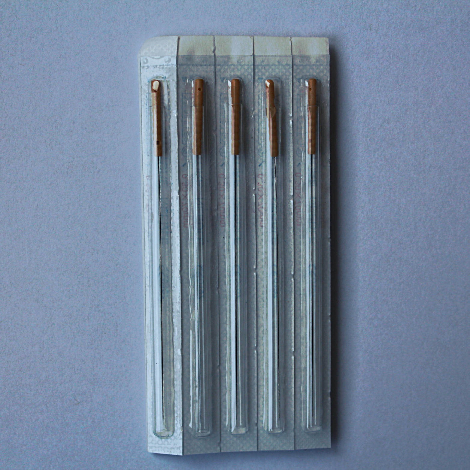 Acupuncture Needles with Plastic Handle