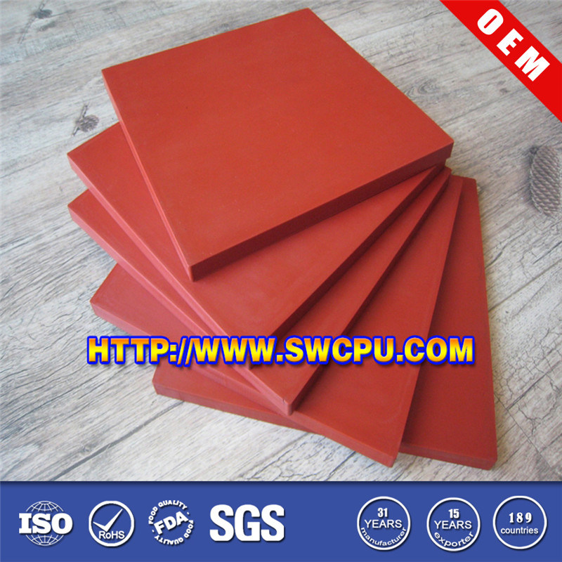 Anti-Slip Deck Rubber Mat (SWCPU-P-BP078)