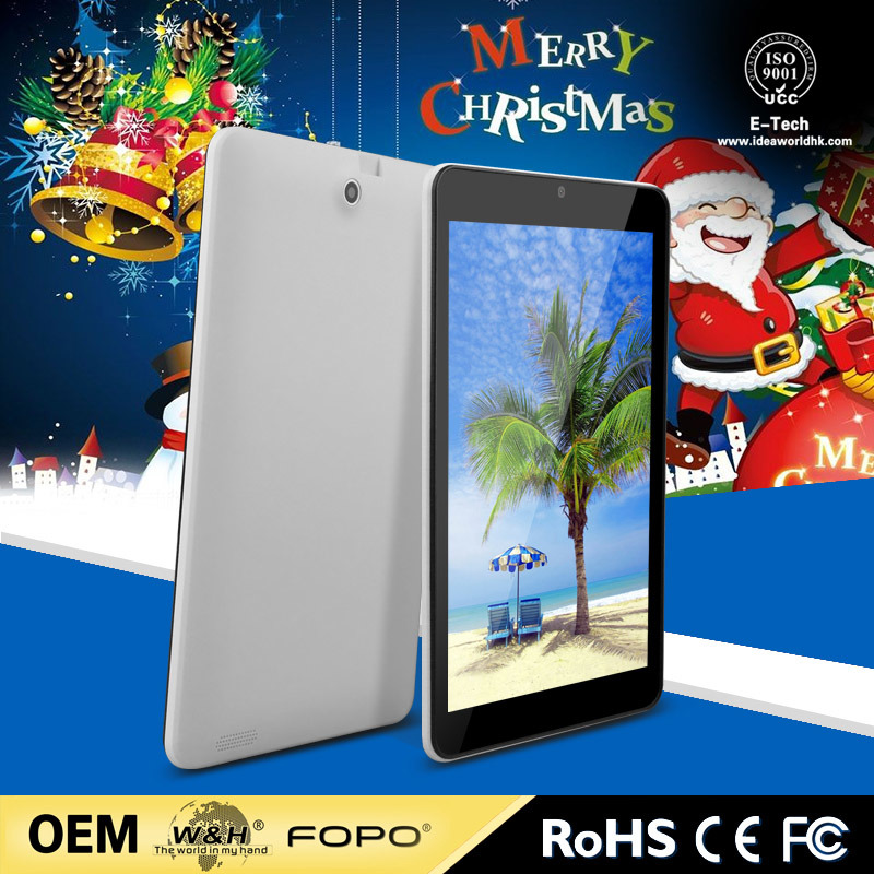 Low Price China 7 Inch Android 5.1 Tablet PC Netbook