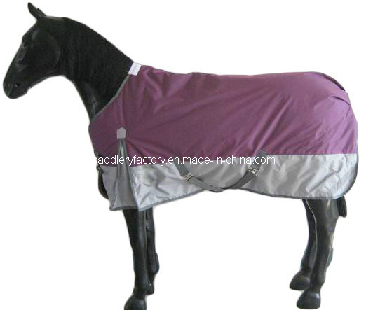 Purple Silver Horse Rug Smile Saddlery (SMR1515)