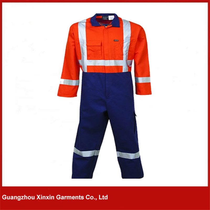 Safety Work Uniforms Wear, Safety Garments, Safety Working Clothes (W42)
