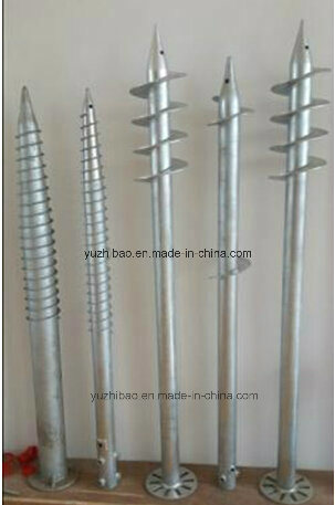 HDG Carbon Steel Ground Screw