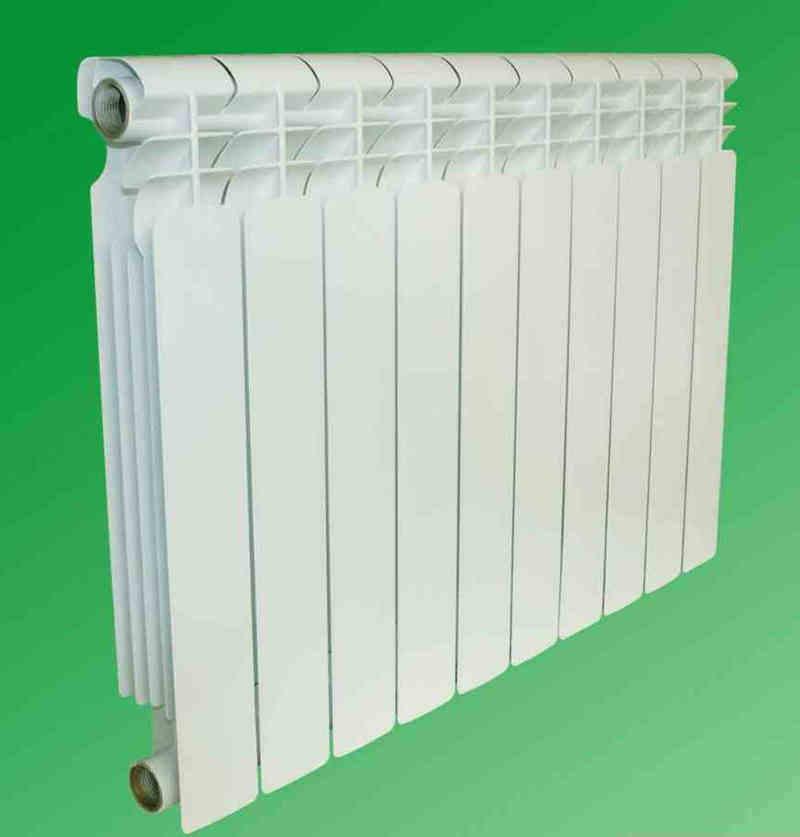 Central Heating System Die Casting Aluminium Radiator