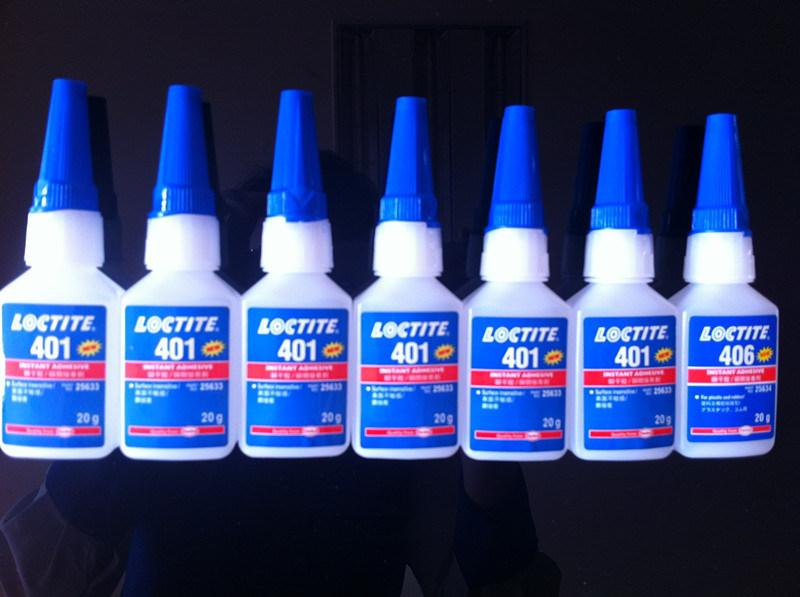 Henkel Loctite Instant Glue 406 401 480 416 414 424 496 382