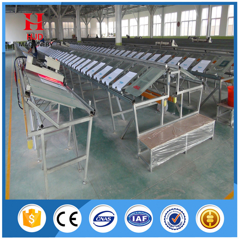Ready-Made Clothes Printing Table (Width Adjustable)
