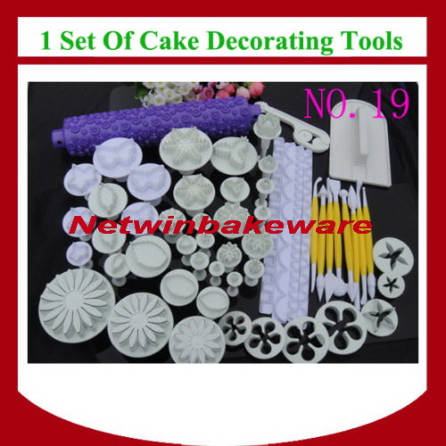 Cake Decorating Equipment China : China Variouos Cake Fondant Sugarcraft Decorating Craft ...