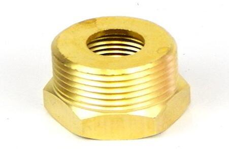 Shampoo Bowl Faucet Brass Water Line Reducers Plumbing Parts