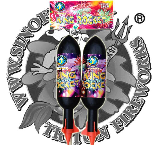 Big Mama Rocket Fireworks