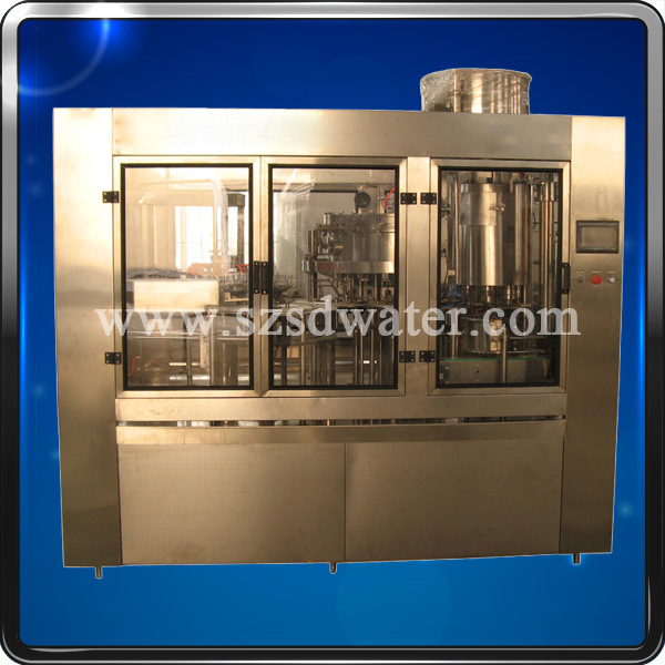 40-40-10 3-in-1 Mineral Water Automatic Filling Machine