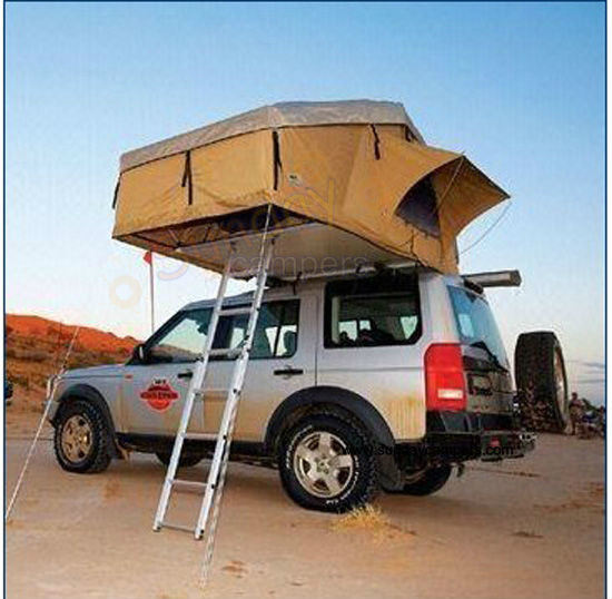 China Family Camping Use High Quality Car Roof Top Tent