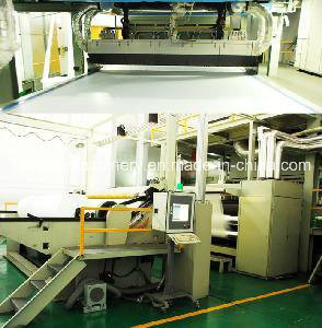3.2m SSS PP Spun Bond Non Woven Fabric Making Machine