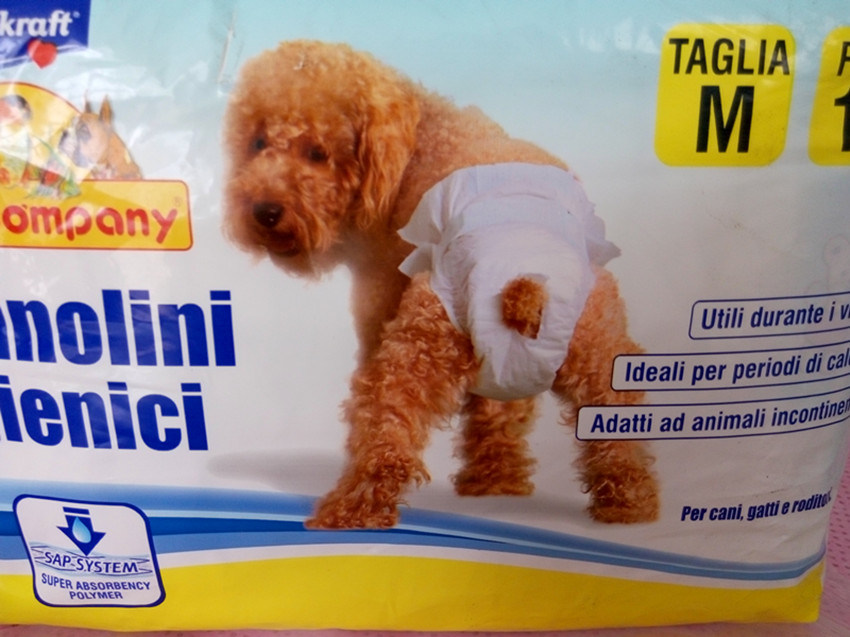 Softness Dog Diaper with High Quality