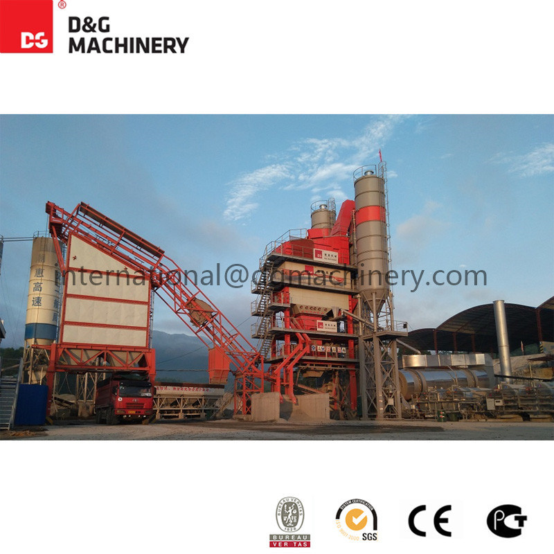400 T/H Hot Batching Asphalt Mixing Plant / Asphalt Plant for Road Construction