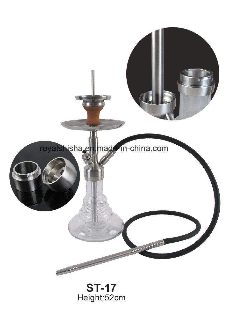 Al Fakher Tobacco High Quality Stainless Steel Nargile Hookah Shisha
